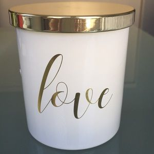NWT Love Candle 🕯 💕 Juniper and Ginger